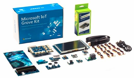 microsoft-iot-grove-kit